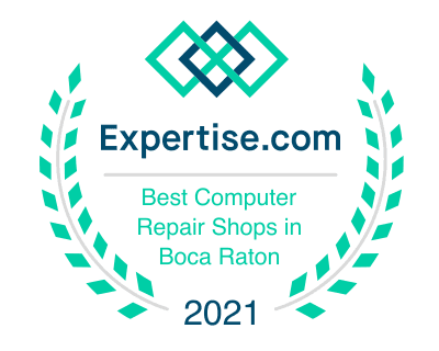 Computer Doctors award badge